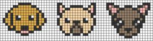 Alpha pattern #23174