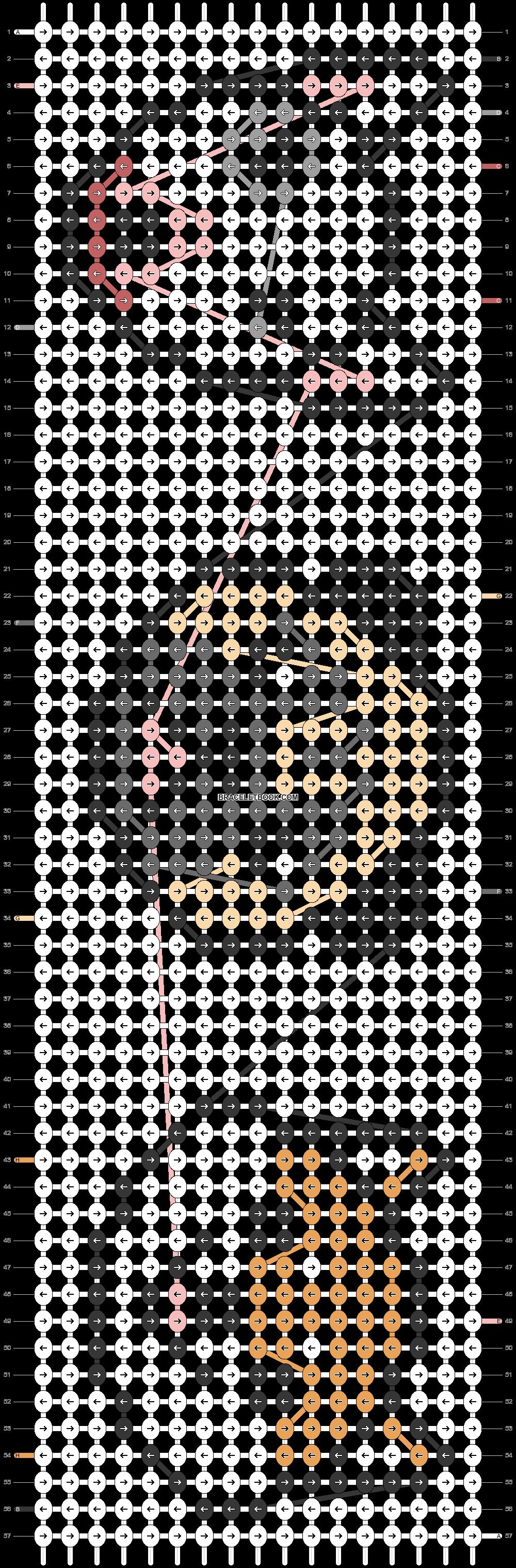 Alpha pattern #23175 pattern
