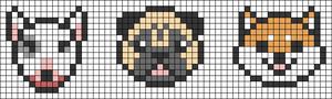 Alpha pattern #23175