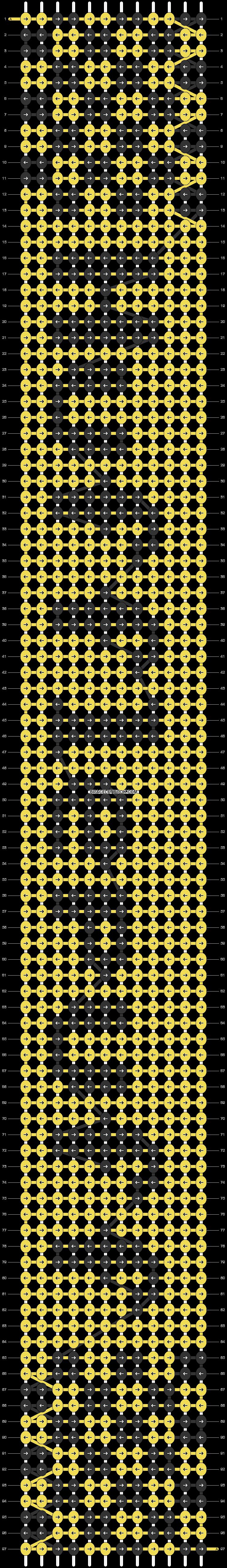 Alpha pattern #23192 pattern