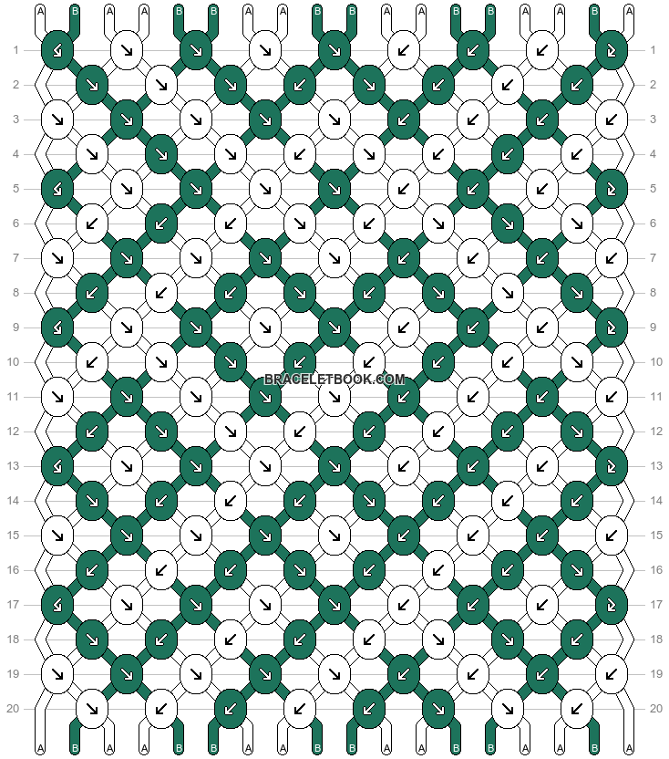 Normal pattern #23212 pattern