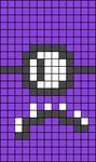 Alpha pattern #23217