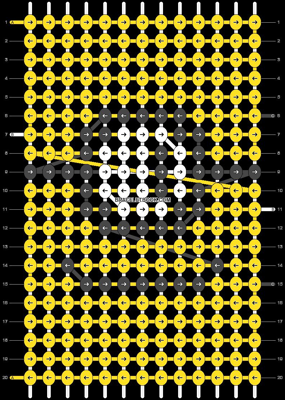 Alpha pattern #23218 pattern