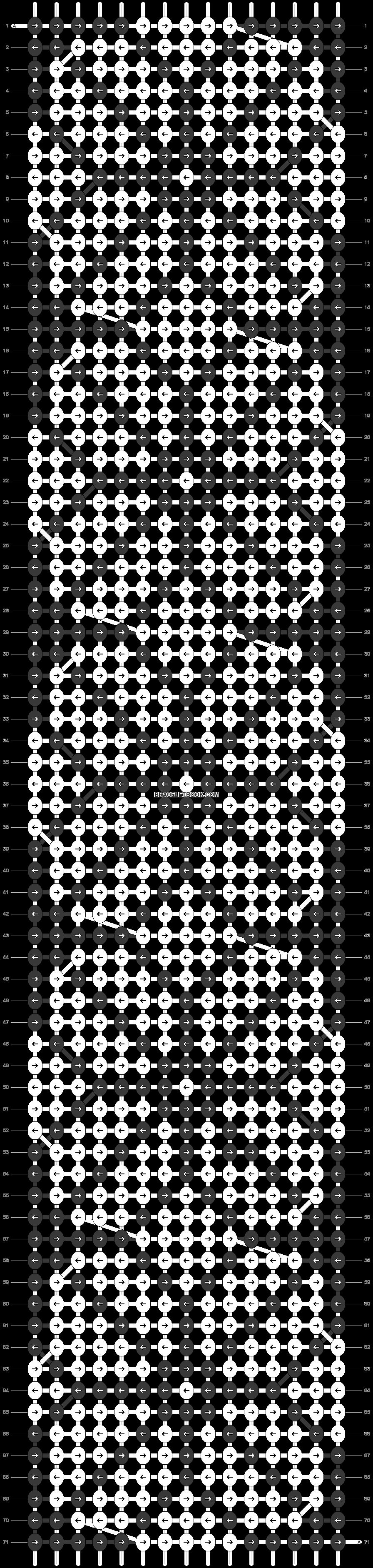 Alpha pattern #23227 pattern