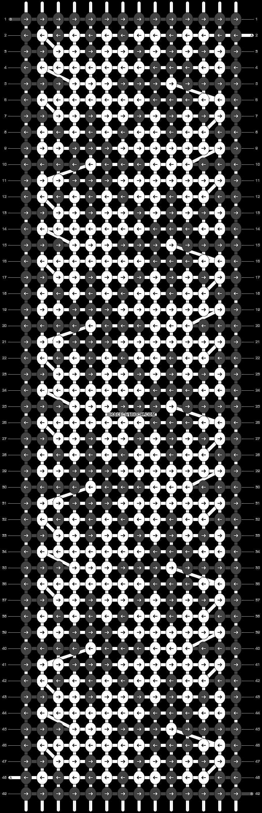 Alpha pattern #23228 pattern