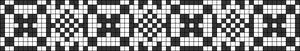Alpha pattern #23229
