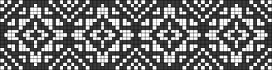 Alpha pattern #23231