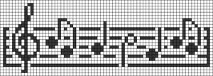 Alpha pattern #23233