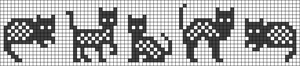 Alpha pattern #23234