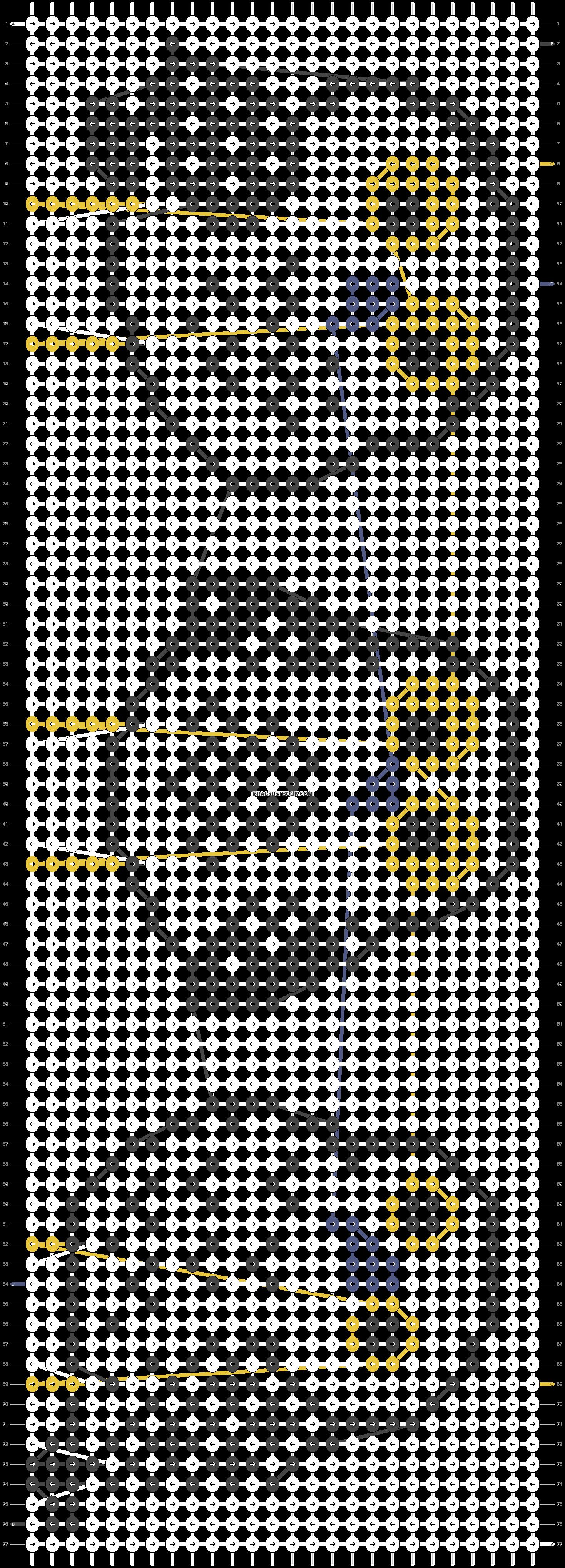 Alpha pattern #23238 pattern