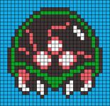 Alpha pattern #23329