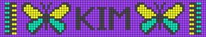 Alpha pattern #23338