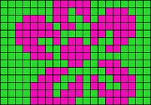 Alpha pattern #23389