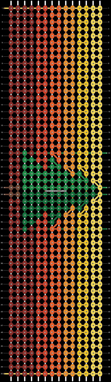 Alpha pattern #23464 pattern