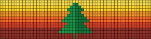 Alpha pattern #23464
