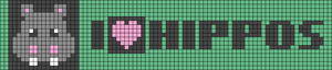 Alpha pattern #23545