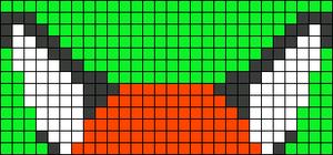 Alpha pattern #23564