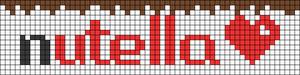 Alpha pattern #23581