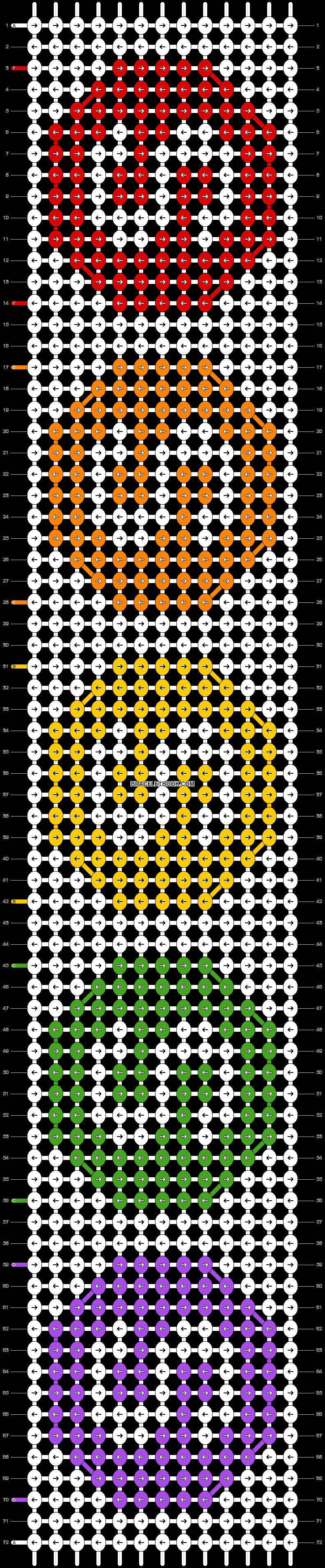Alpha pattern #23639 pattern