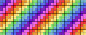 Alpha pattern #23640