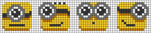 Alpha pattern #23650