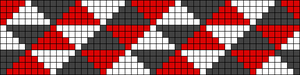 Alpha pattern #23651