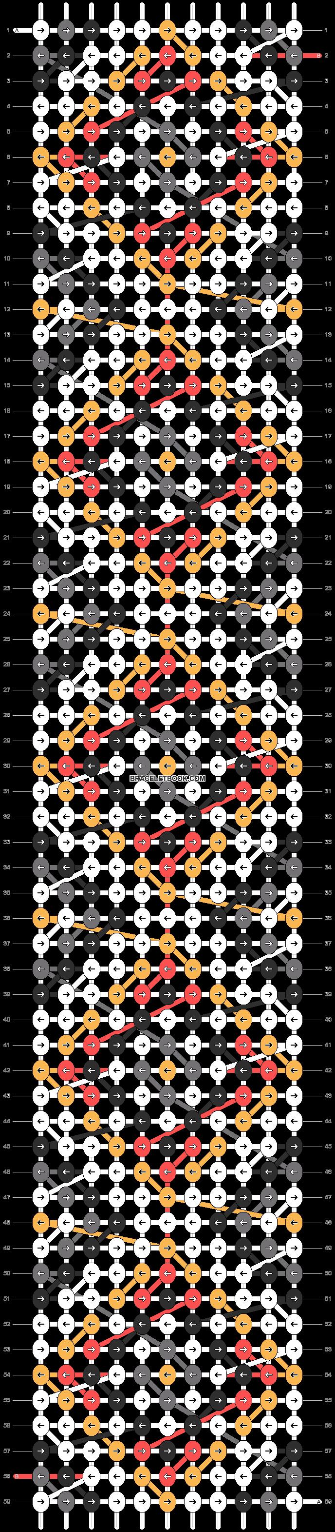 Alpha pattern #23661 pattern