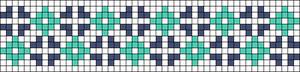 Alpha pattern #23662