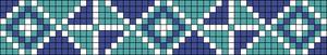 Alpha pattern #23663