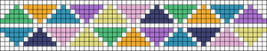 Alpha pattern #23668