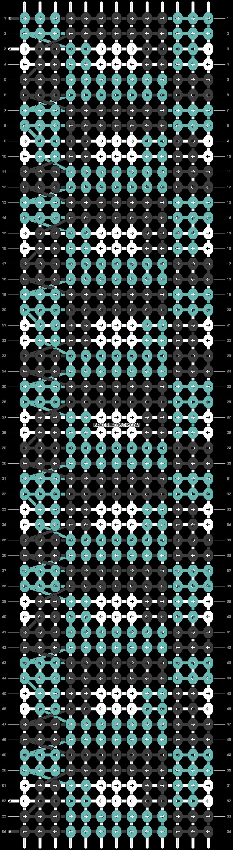 Alpha pattern #23669 pattern