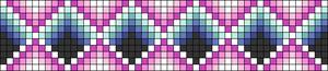 Alpha pattern #23670