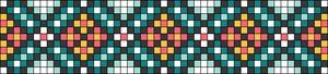 Alpha pattern #23672