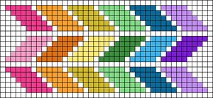 Alpha pattern #23673