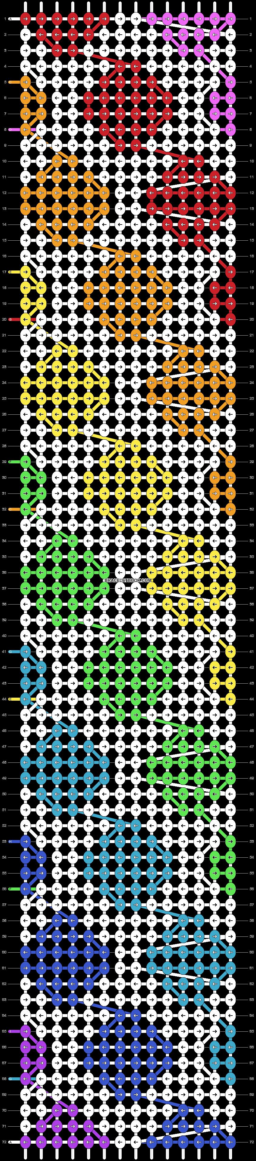 Alpha pattern #23679 pattern