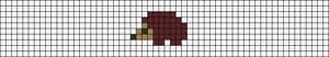 Alpha pattern #23680