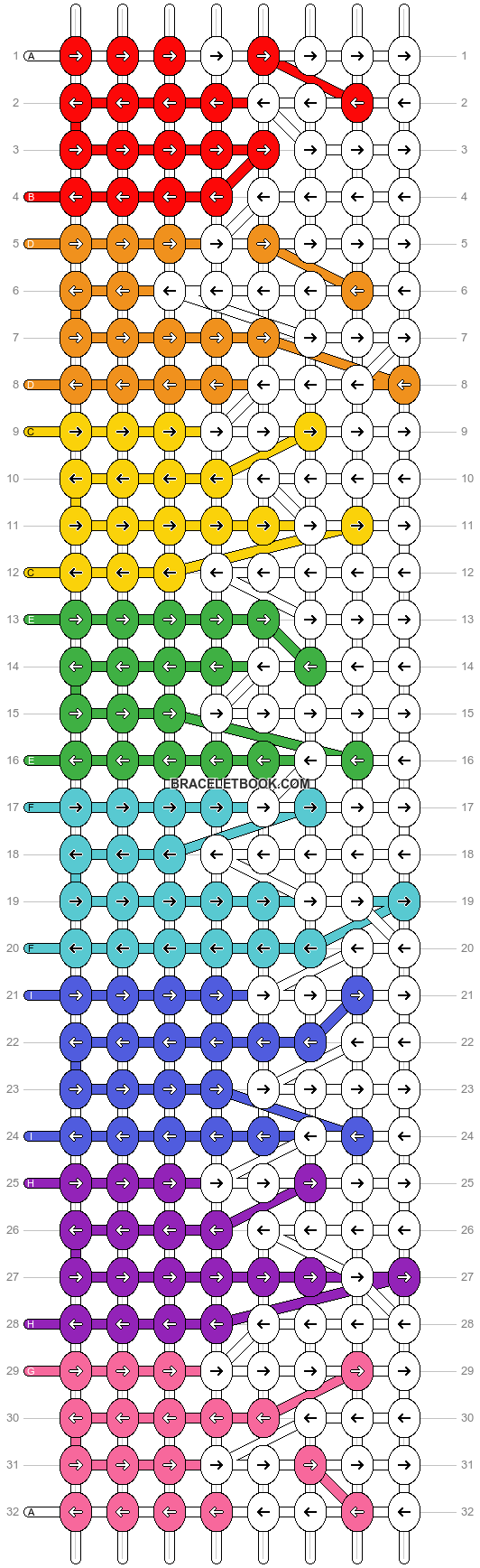 Alpha pattern #23684 pattern