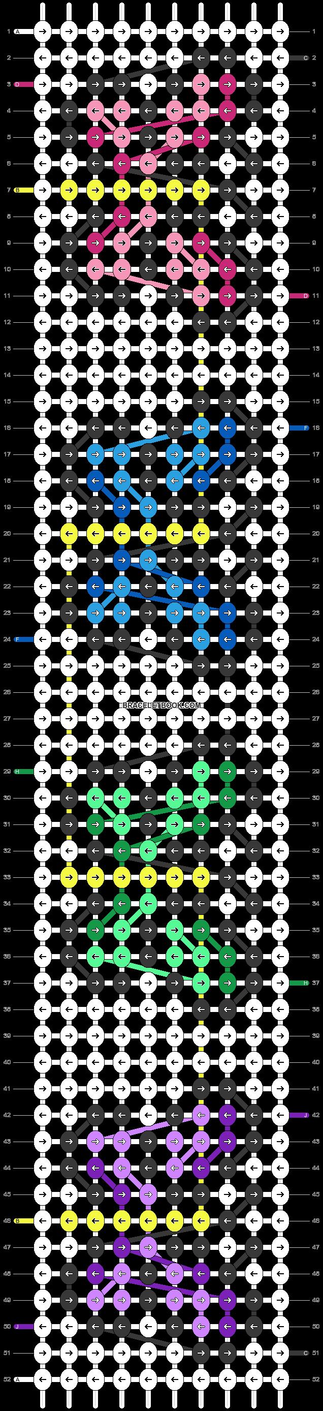 Alpha pattern #23685 pattern
