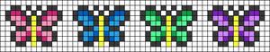 Alpha pattern #23685