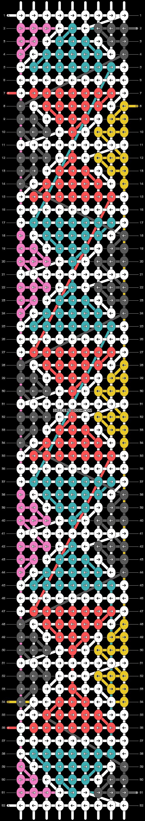 Alpha pattern #23686 pattern