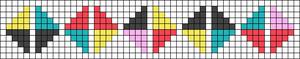 Alpha pattern #23687