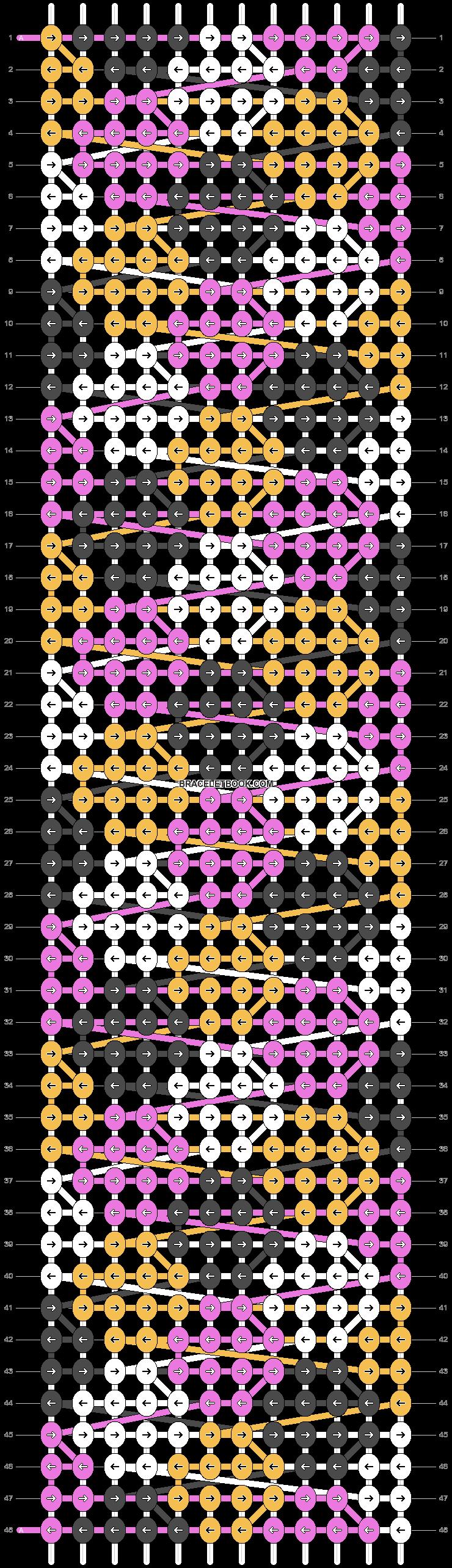 Alpha pattern #23688 pattern