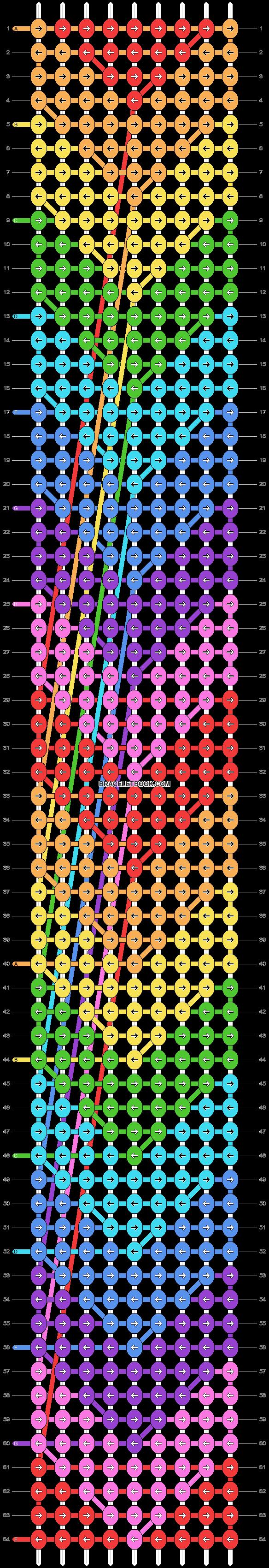 Alpha pattern #23689 pattern
