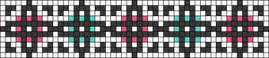 Alpha pattern #23696
