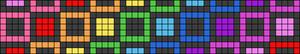 Alpha pattern #23697