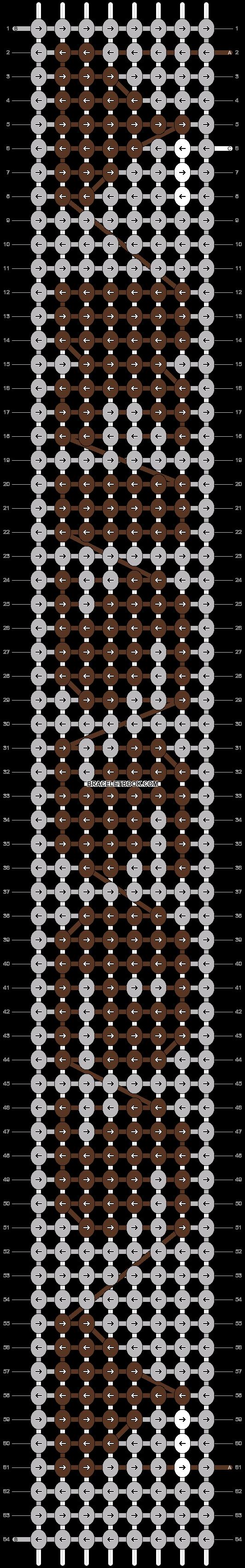 Alpha pattern #23699 pattern
