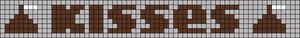 Alpha pattern #23699