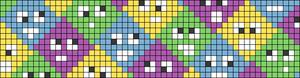 Alpha pattern #23702