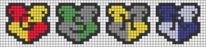Alpha pattern #23703