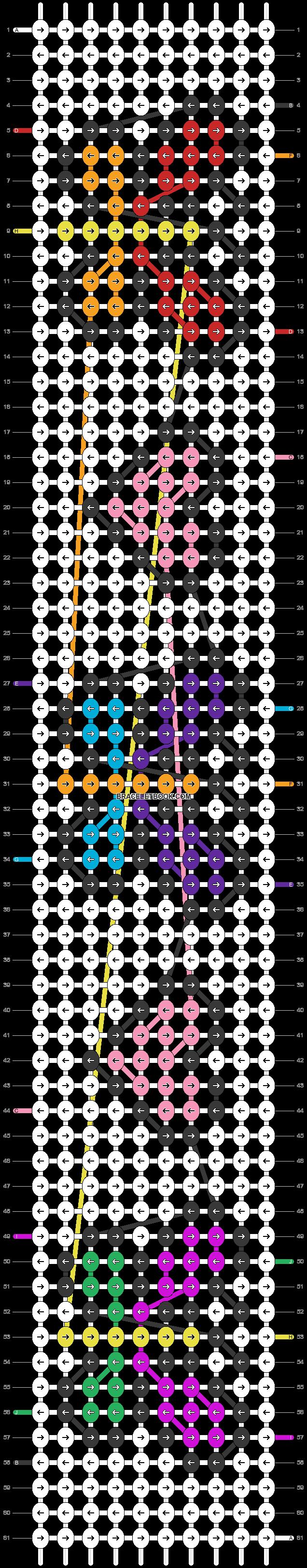 Alpha pattern #23709 pattern